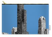 Chicago Sears Tower - Slate Carry-all Pouch