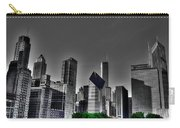 Chicago Skyline 1 Bwc Carry-all Pouch