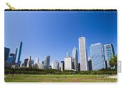 Chicago Skyline From Grant Park Carry-all Pouch
