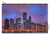 Chicago Skyline From Navy Pier View 2 Carry-all Pouch