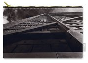 Chicago Structure Bw Carry-all Pouch