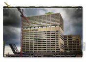 Chicago Sun Times Facade After The Storm Carry-all Pouch