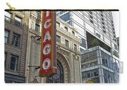 Chicago Theater Facade Northside Carry-all Pouch