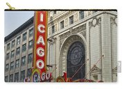 Chicago Theater Facade Southside Carry-all Pouch
