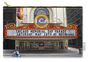 Chicago Theater Signage Carry-all Pouch