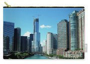 Chicago Trump Tower Under Construction Carry-all Pouch