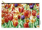 Chicago Tulips Carry-all Pouch