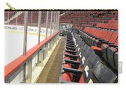 Chicago United Center Before The Gates Open Blackhawk Seat One Carry-all Pouch