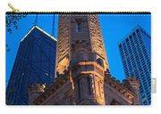 Chicago Water Tower Panorama Carry-all Pouch
