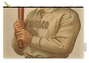 Chicago White Stockings 1887 Carry-all Pouch