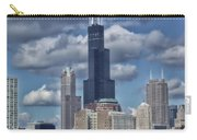 Chicago Willis Sears Tower Carry-all Pouch