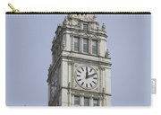 Chicago Wrigley Clock Tower Carry-all Pouch