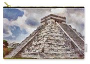 Chichen Itza Carry-all Pouch