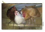Chick Trio  Carry-all Pouch