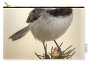 Chickadee Pose Carry-all Pouch