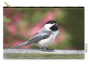 Chickadee Song Carry-all Pouch
