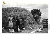 Chicken Farmers, 1939 Carry-all Pouch