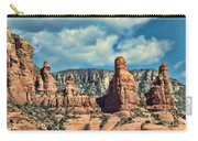 Chicken Point Sedona Arizona Carry-all Pouch