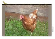 Chicken Portrait Carry-all Pouch
