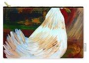 Chicken--yard Bird Impression Carry-all Pouch