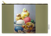 Chicks And Eggs Carry-all Pouch