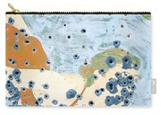 Chicos Hot Springs Bullet Ridden Sign Carry-all Pouch