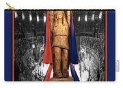 Chief Illiniwek University Of Illinois 04 Carry-all Pouch