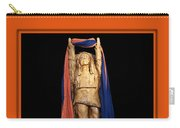 Chief Illiniwek University Of Illinois Carry-all Pouch