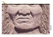 Chief-kicking-bird Carry-all Pouch