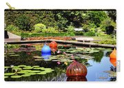 Chihuly Ball Lily Pond Carry-all Pouch