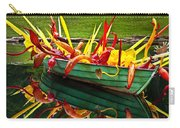 Chihuly Boat Carry-all Pouch by Diana Powell