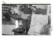 Child Arriving At Ellis Island Carry-all Pouch