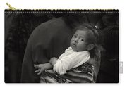 Child Of Chichicastenango Carry-all Pouch
