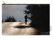 Child On Bicycle, Italy Carry-all Pouch