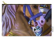Childhood Carrousel Ride Carry-all Pouch