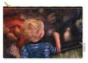Children - Look At The Baby Carry-all Pouch by Mike Savad