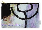 Children Raise Us Well Carry-all Pouch