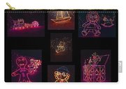 Children's Toys In Lights Poster 2 Carry-all Pouch