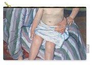 Child's Bath 1893 Carry-all Pouch by  Mary Stevenson Cassatt