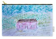 Child's Drawing Carry-all Pouch