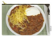 Chili Con Carne Carry-all Pouch