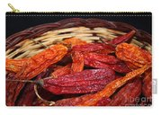 Chilis In A Basket Carry-all Pouch