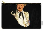 Chill Wills Old Tucson Arizona 1971-2008 Carry-all Pouch