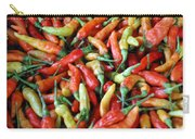 Chilli Background Carry-all Pouch