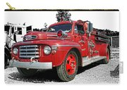 Chilliwack Fire- Mercury Firetruck Carry-all Pouch