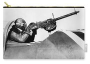 Chilly Army Air Corp Plane Carry-all Pouch