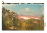 Chimborazo Carry-all Pouch by Frederic Edwin Church