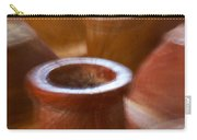 Chimineas Carry-all Pouch by Stuart Litoff
