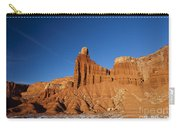 Chimney Rock Capitol Reef National Park Utah Carry-all Pouch