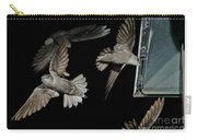 Chimney Swifts Carry-all Pouch